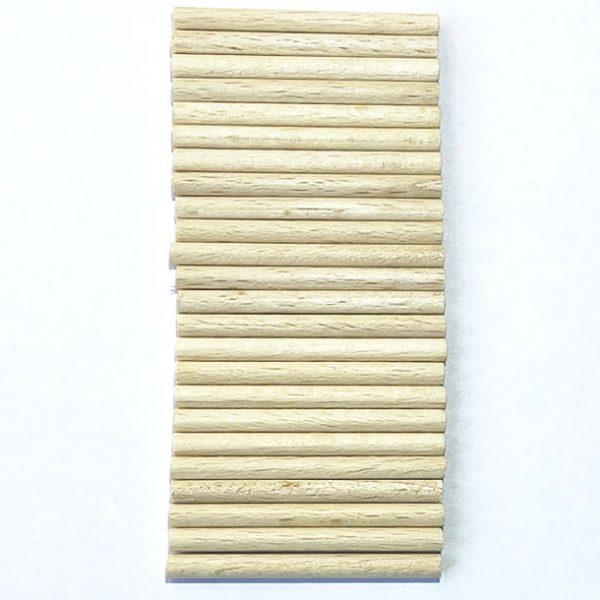 cheville en bois hêtre - fabricant france