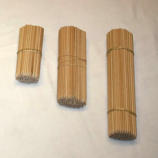 pic brochette bois toutes longueurs